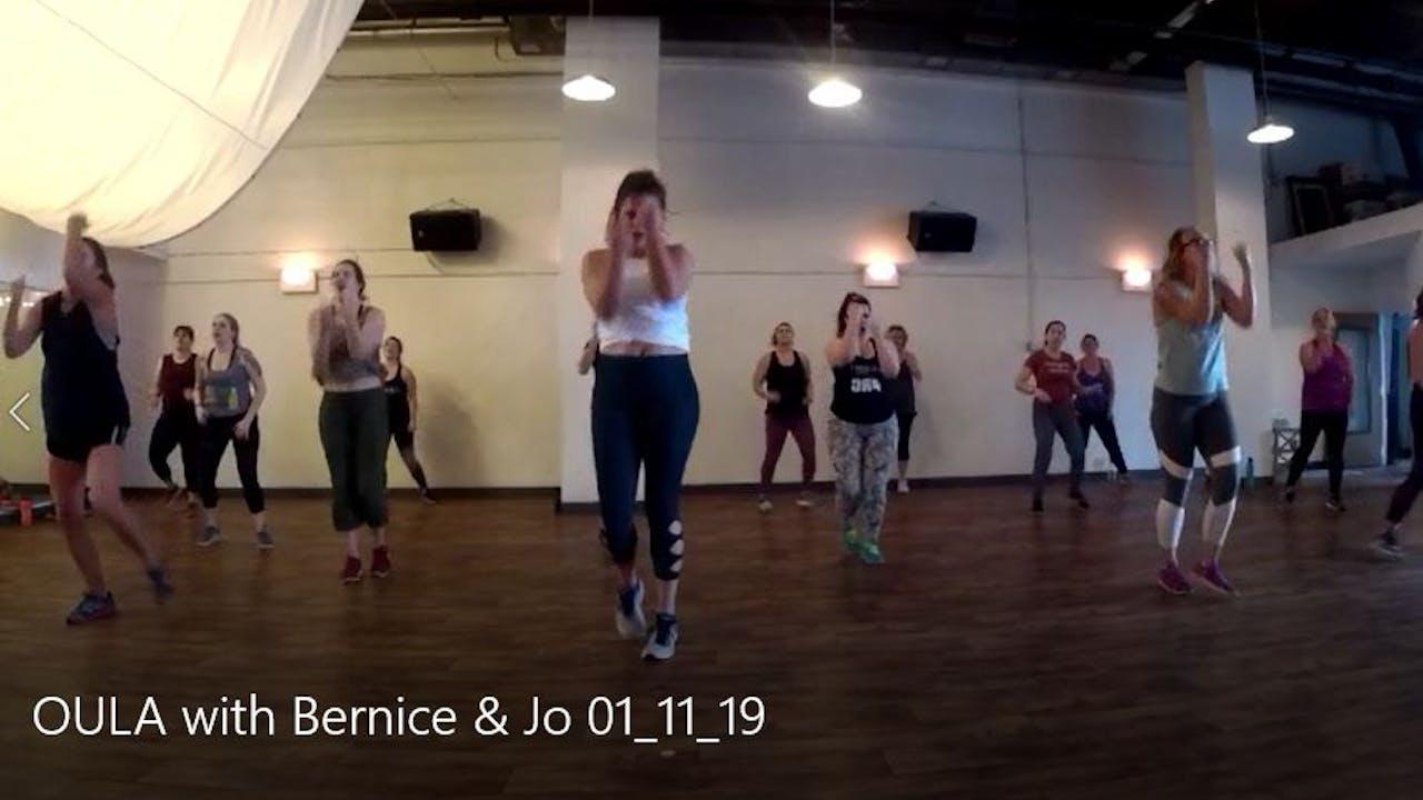 Bernice & Jo // 1.11.2019 // OULA