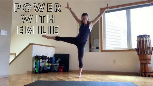Power | 6.6.20 | Emilie