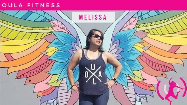 Melissa @ Home // 4.14.20 // OULA