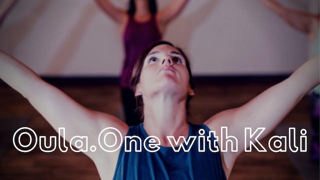 Oula.One XXII | 8.3.20 | Kali