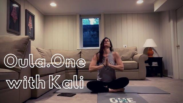 Oula.One XXI | Kali | 6.15.20