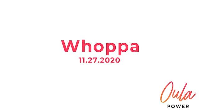 Conquer the Move | Whoppa