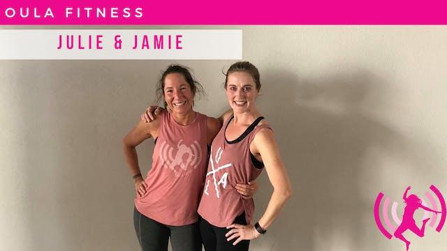 Julie and Jamie // 1.15.20 // OULA