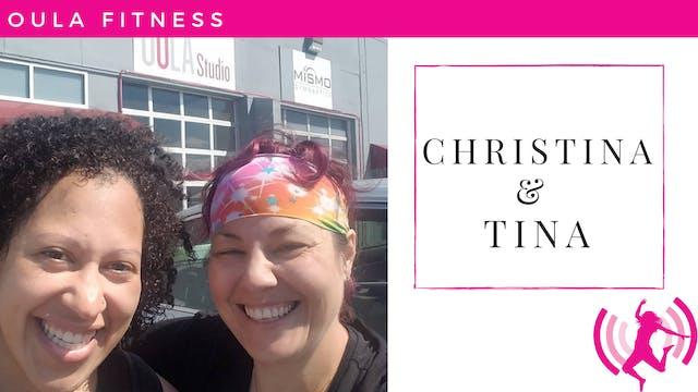 Christina & Tina  // 6.9.19 // OULA