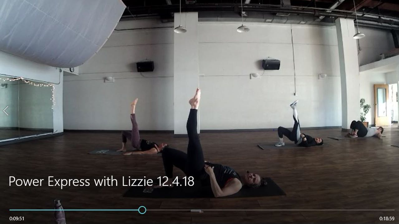 Lizzie // 12.4.18 // Power-Express