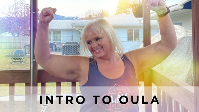 INTRO TO OULA