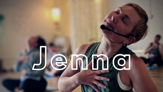 LIVE Oula.One   10.1.20   Jenna
