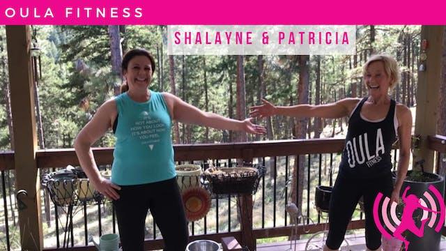 Patricia & Shalayne @ Outside  // 4.28.20 // OULA