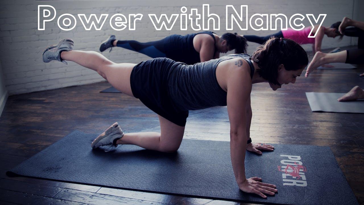 Power | 7.22.20 | Nancy