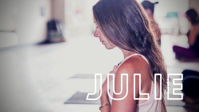 LIVE Oula.One   10.23.20   Julie