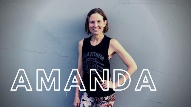 LIVE OULA   9.28.20   Amanda D