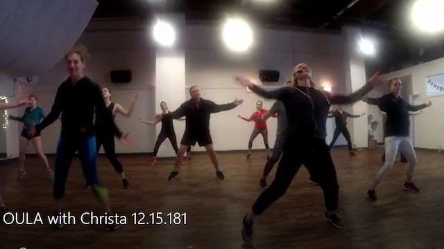 Christa // 12.15.18 // OULA