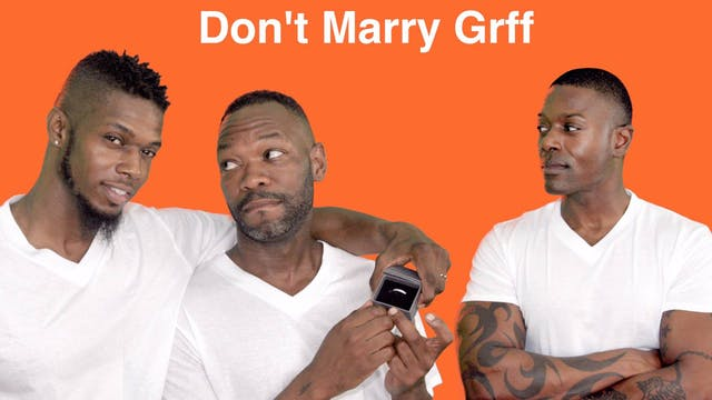 Don't Marry Griff Film | Color of Love Production Studios (Griffith Version)