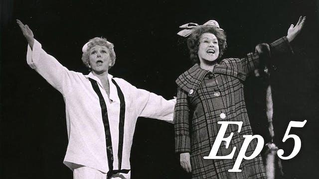 Chapter 5: Mary Martin, Ethel Merman,...