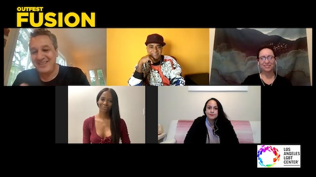 Panel: Diversity & Inclusion: Looking In the Heart of LGBT/Queer Representation