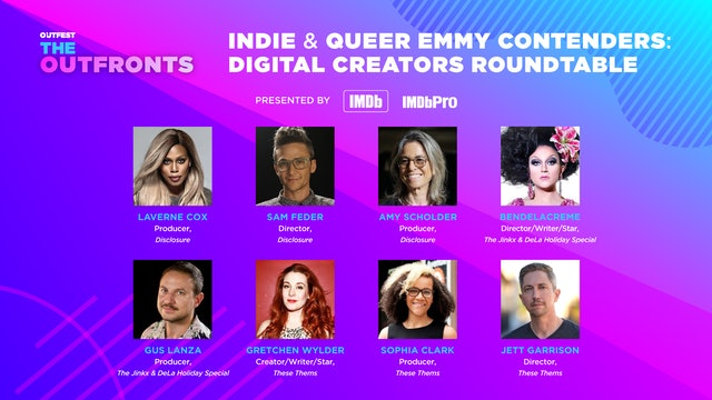Indie & Queer Emmy® Contenders: Digital Creators Roundtable