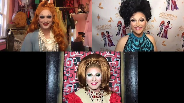 The Jinkx and DeLa Holiday Special Q&A