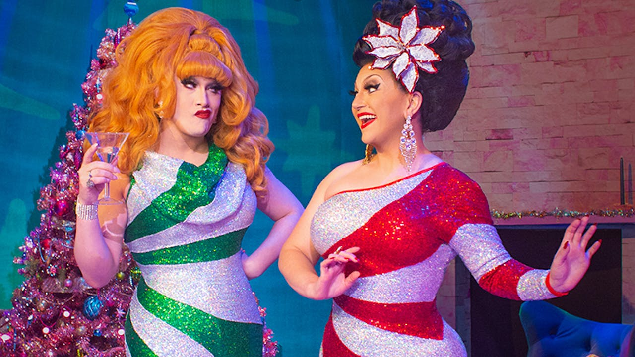 The Jinkx and DeLa Holiday Special + Q&A