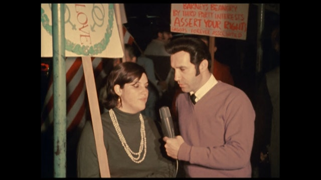 Sign of Protest (1970)