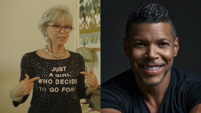 Queer House: Rita Moreno, One-on-One with Wilson Cruz