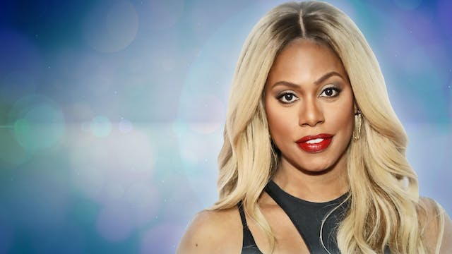 Laverne Cox Reflected on Screen