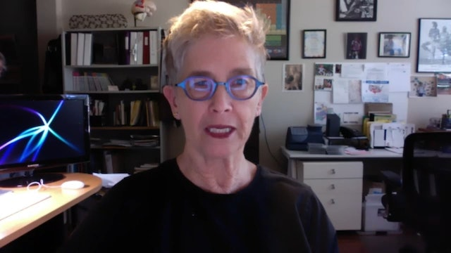 In Conversation with Pam Walton