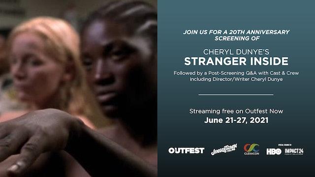 A 20th Anniversary Screening of Cheryl Dunye's Stranger Inside
