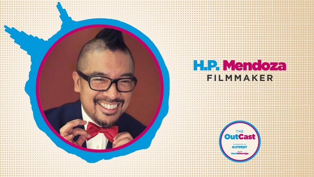 The OutCast - H.P. Mendoza