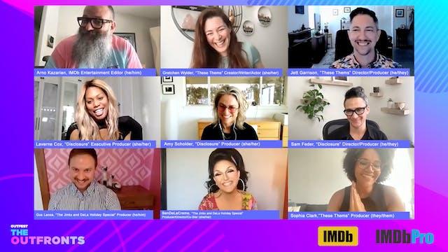 Indie & Queer Emmy® Contenders: Digit...