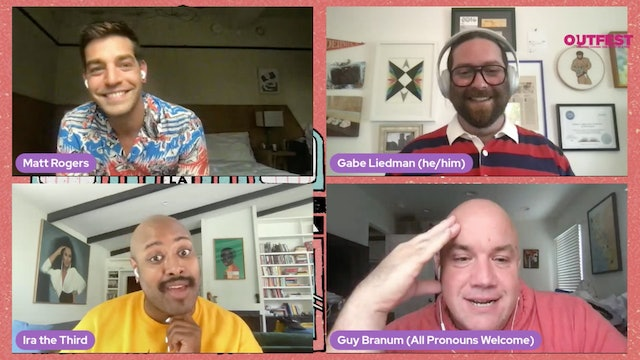 Masterclass on Comedy Writing and Showrunning with Gabe Liedman & Special Guests