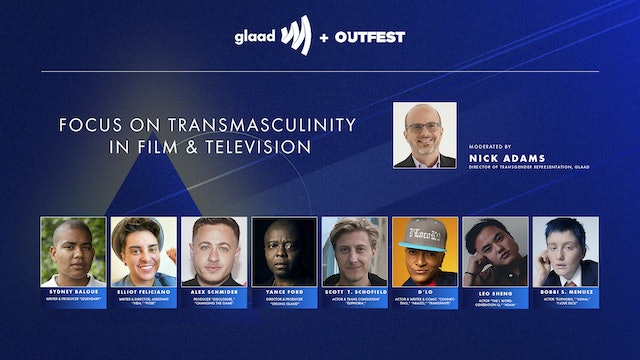 Queer House: Focus on Transmasculinity in Film & Television