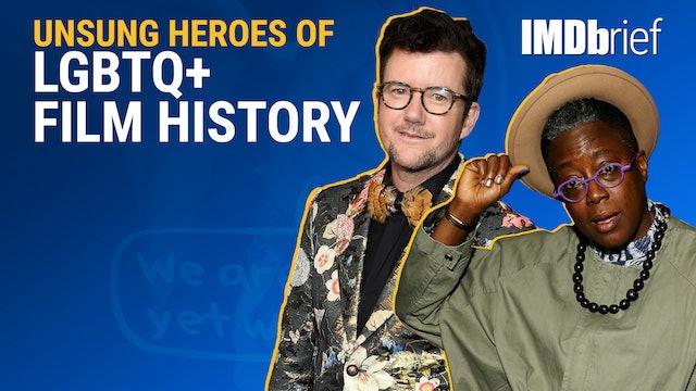 Unsung Heroes of LGBTQ+ History