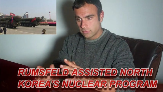 Donald Rumsfeld Assisted North Korea'...