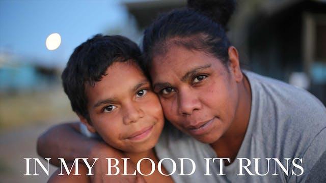 In My Blood It Runs