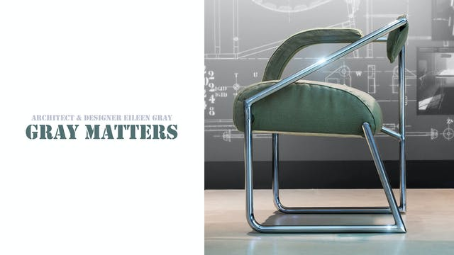 Gray Matters: Architect & Designer Ei...