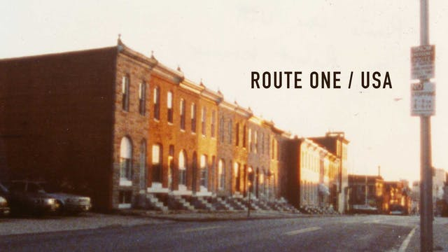 Route One/USA (part 1)