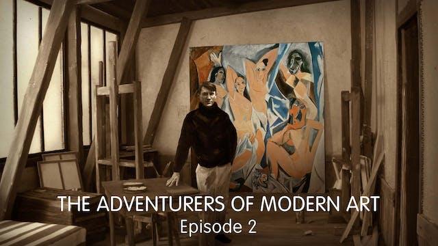The Adventurers of Modern Art - Ep 2