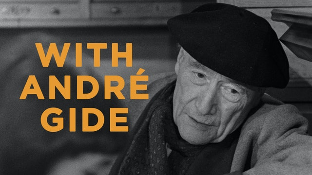 With André Gide