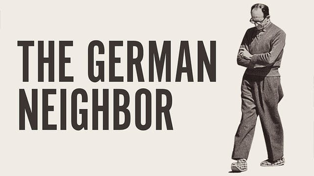 The German Neighbor