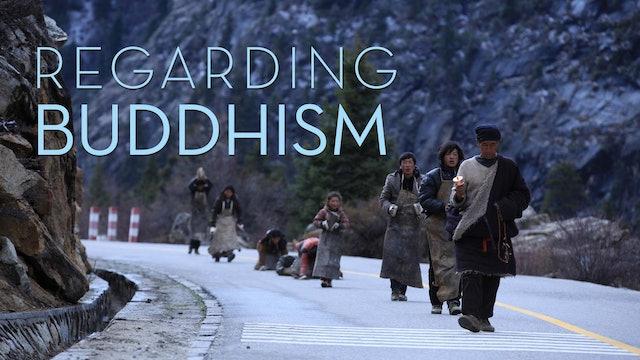 Regarding Buddhism