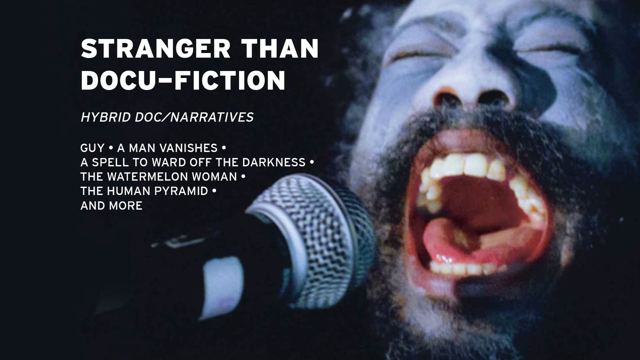 Stranger than Docu-Fiction