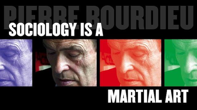 Sociology is a Martial Art