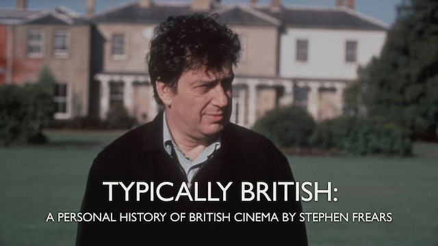 Typically British: A Personal History of British Cinema by Stephen Frears