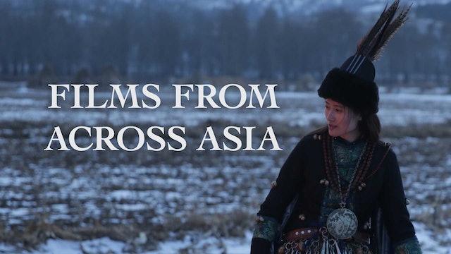 Across Asia