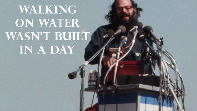 Walking On Water Wasn't Built in a Day