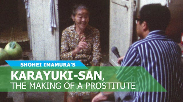 Karayuki-San, The Making of a Prostitute