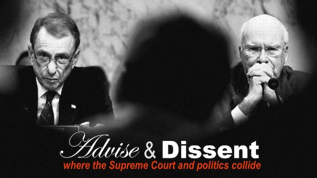 Advise & Dissent: Where the Supreme C...