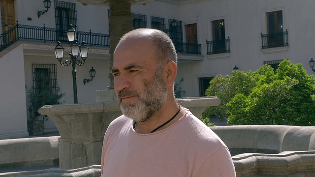 The Cordillera of Dreams Extra - Interview with Rolando Abarca