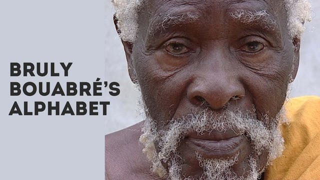 Bruly Bouabré's Alphabet