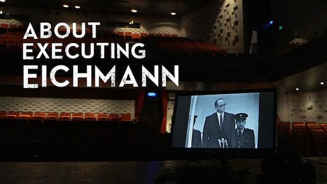 About Executing Eichmann